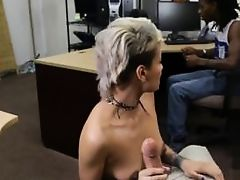 Stallion pawns his girlfriends pussy for money