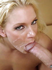 Bottyliscious Blonde Straight Anal Fuck
