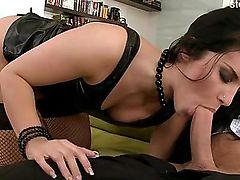 Sexy courtesan anal
