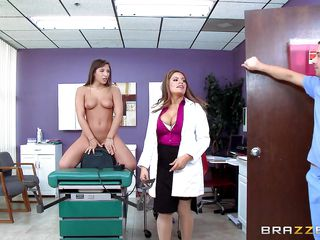hot impractical patient gets fucked in hospital