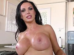 Nikki Benz gets anally drilled by BBC