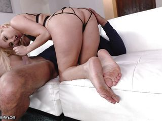 aaliyah love takes karlo's big cock in her tight pussy