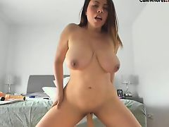 BBW masturbate and squirt