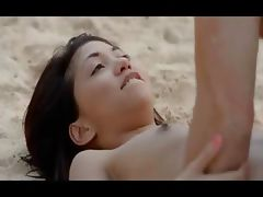 daintily hot lovers sex on the beach
