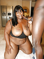 Massive black slut gets nailed