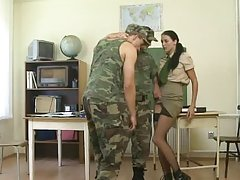 Are Women In The Army Really Like This?