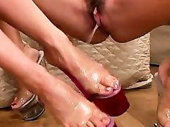 Foot Fetish Porn Tubes