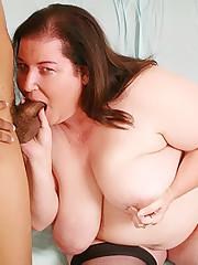 Sassy Fat Tits Drilled