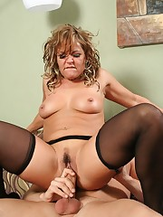 Bang My Stepmom. Mature Pics 14